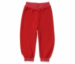 Knit pants MAX red