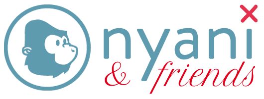 nyani | made with respect-Logo