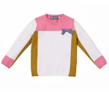 Kaschmir Pullover COOL FOR SCHOOL off white von nyani