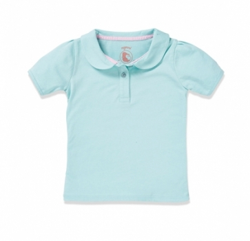 Kinder T-Shirt POLETTE mint