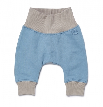 Baby Hose ROLL DOWN Pants faded denim