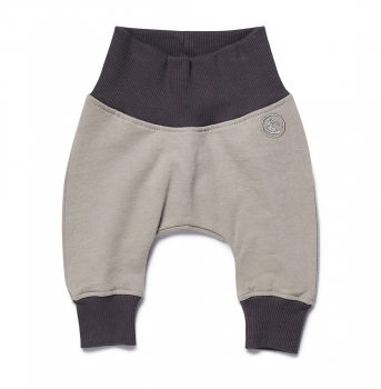 Baby Hose ROLL DOWN Pants frost grey