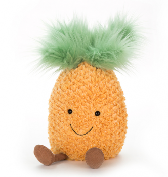 "Plüsch Ananas ""Amuseable Pineapple"" in gelb von Jellycat"