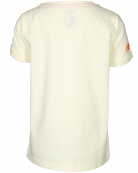 T-Shirt ROCKETMAN in off white von nyani
