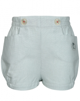 Baby Shorts TAGEDIEB ROCKET in hellblau