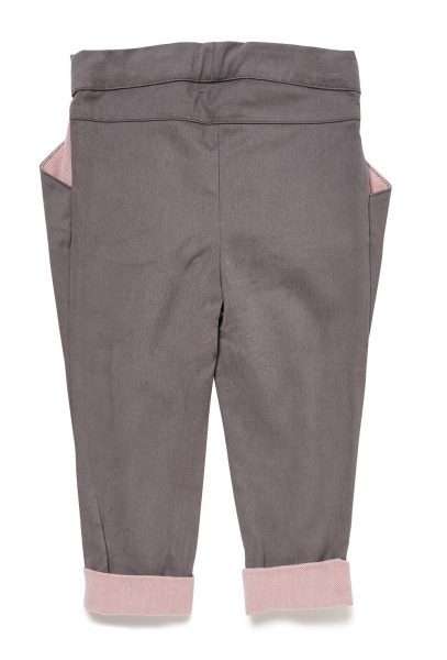 Kinderhose PANTS UP UP & MINE II grau