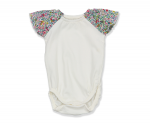Babybody BUTTERFLY BABY offwhite