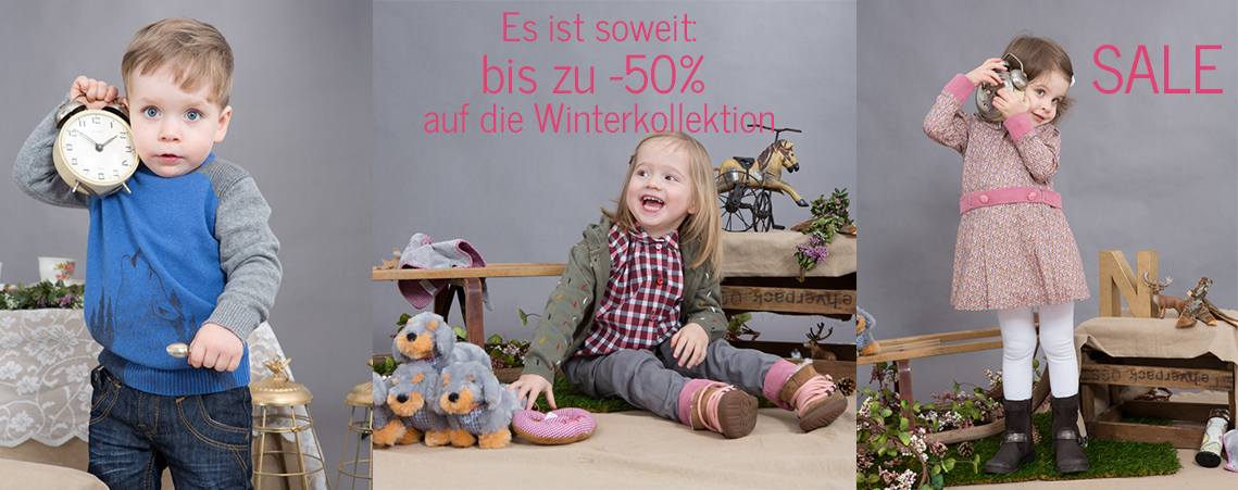 SALE Winterkollektion
